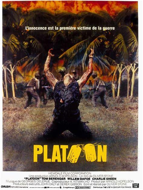 film action guerre platoon film 1986 allocin 233