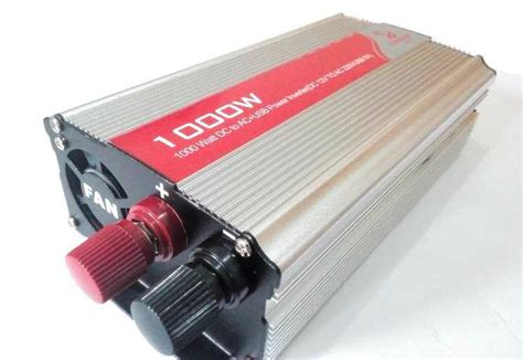 How To Convert A L To Battery Power by Car Battery Power Inverter Dc To Ac Inverter Converter