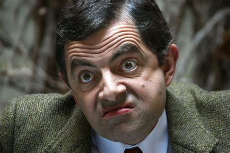 mr bean pictures how to stop a baby from mr bean official