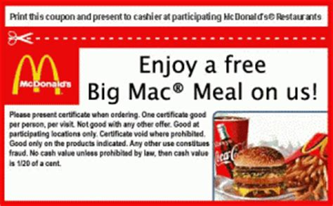free printable grocery coupons for mac computers mcdonalds coupon codes printable coupons online