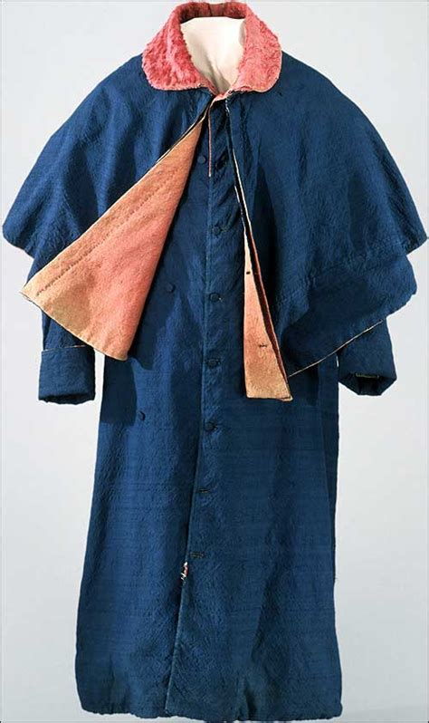 Handmade Apparel - tailor made for history the colonial williamsburg