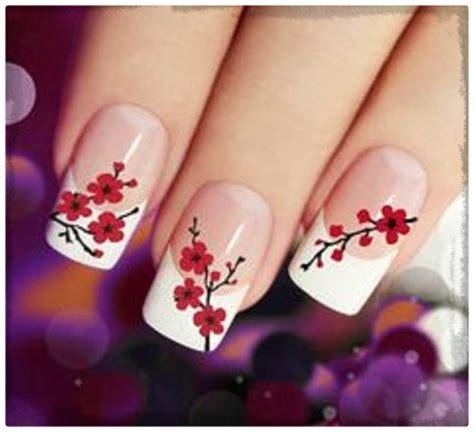 imagenes uñas pintadas flores ver imagenes de dise 241 os de u 241 as de flores archivos