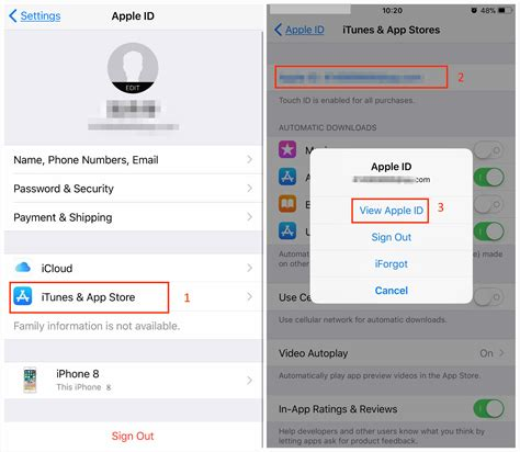 Location App How To Change App Store Location On Iphone In Ios 11