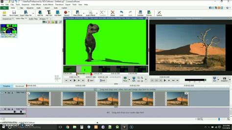 tutorial for video editing videopad video editor software green screen tutorial