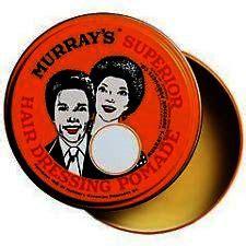 Pomade Murray S Superior Original murray s original superior hairdressing pomade 85g the gentlemans groom room