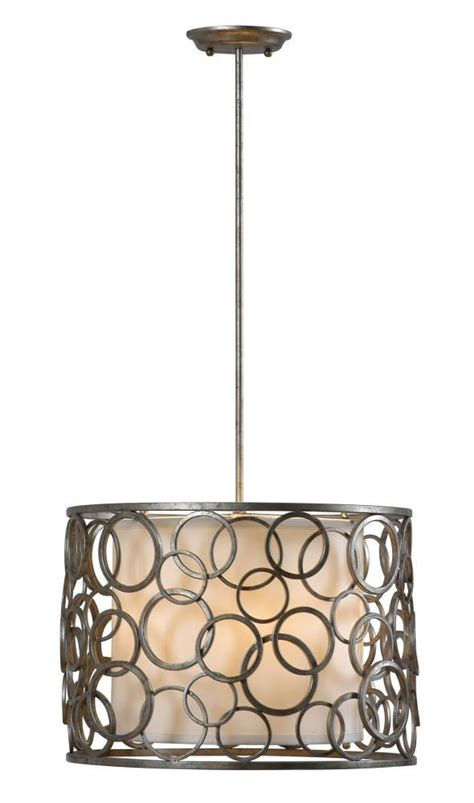 Drum Pendant Lighting Canada Mariana Lighting In Alberta Canada Mariana 192152 Three Light Nickel Drum Shade Pendant