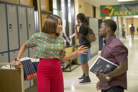 kevin hart ged kevin hart s signature comic style clicks in night school