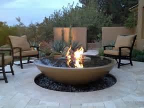 Backyard Grill Cover Diy Concrete Fire Pit