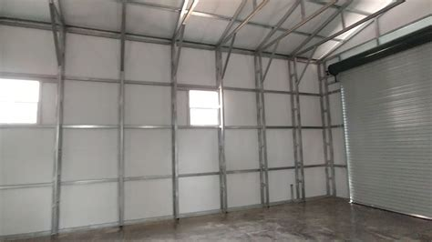 Carports Metal Buildings by Carolina Carports Inc 40x40x14 Steel Building Interior