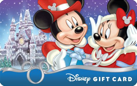 Disney Gift Card - give the gift of magic this holiday season with a disney gift card 171 disney parks blog
