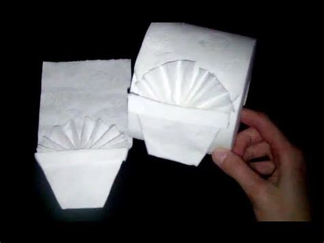 Paper Towel Origami - 17 best ideas about toilet paper origami on