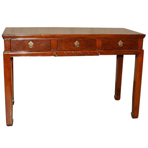 jumu console table or desk with drawers for sale at