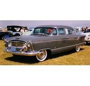 1952 Nash Ambassador  Information And Photos MOMENTcar