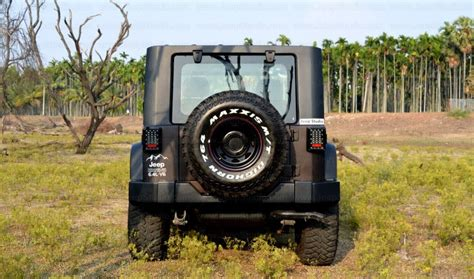 mahindra thar modified to wrangler mahindra thar to jeep wrangler conversion price