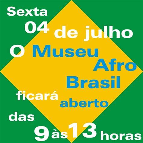 brasil proximo jogo veja como ser 225 o funcionamento do museu afro brasil no