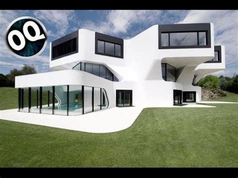 casa futurista casas futuristas top 10 youtube