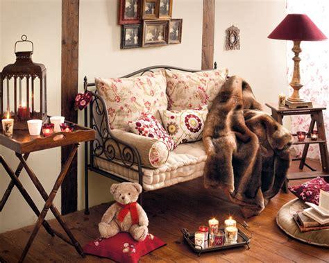 salon chaleureux comptoir de famille