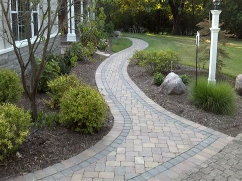 Home Design Furniture Tampa pavestone patio ideas pavers walkways and paths ideas
