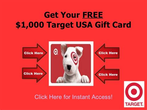 Target Promotional Email Gift Card - target gift card promotion
