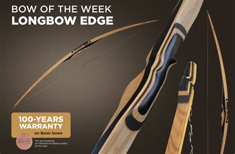 Edge Bow longbow edge