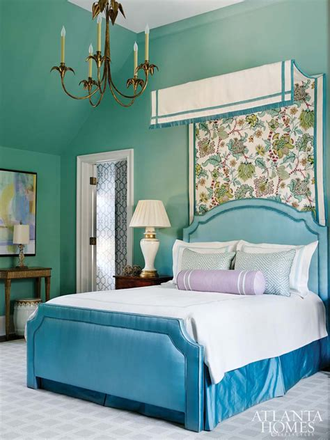 turquoise bedrooms huff dewberry house of turquoise