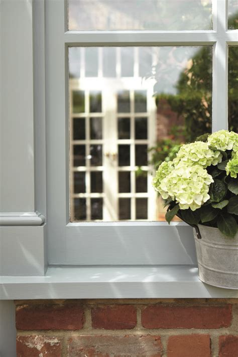 Window Sill Inspiration Decorating With Outdoor Paints Image Interiors Living Image Ie