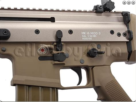 Harga Scar L by Scar Family Lapakairsoft Jual Airsoft Gun