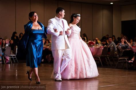 themes of the story her first ball quinceanera party looking good great entrance to the