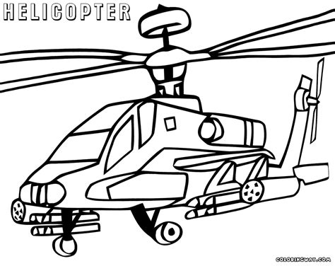 Army Helicopter Coloring Pages Az Coloring Pages Helicopter Coloring Page