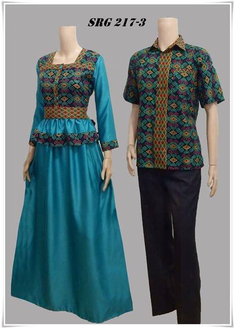 Gamis Anak Eksklusif 25 model baju batik gamis modern terbaru 2018