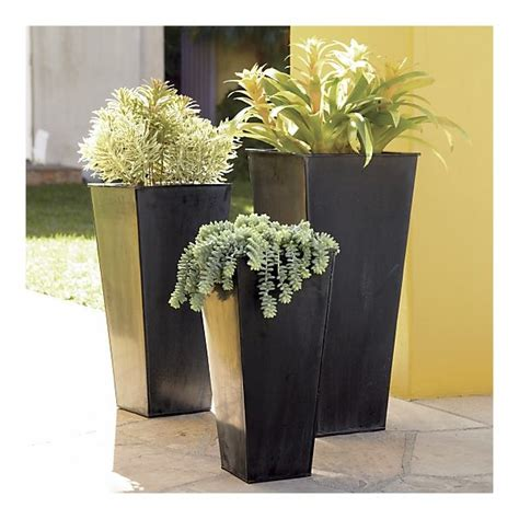 Exterior Planters Best 25 Planters Ideas On Outdoor Potted