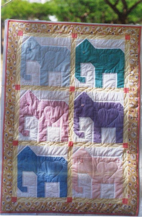 Baby Elephant Quilt by Elephant Baby Quilt Quilts