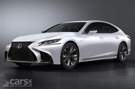 lexus sport lexus ls gets f sport and handling packages