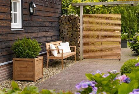 Backyard Landscape Ideas by Paravent Garten Innovative Und Kreative Gartengestaltung