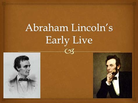 abraham lincoln biography presentation powerpoint abraham lincoln powerpoint