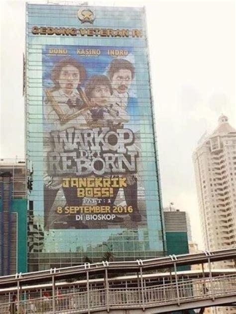 Kaos Warkop Dki Reborn Jangkrik Part 1 Murah 3 gambar warkop dki reborn tutup gedung veteran showbiz