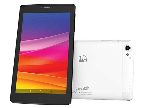 Tablet Support 4g micromax canvas tab p702 with 4g support launched at rs 7 999 technology news