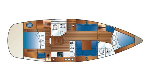 sailboat floor plans the 40 a new level of design performance and luxury