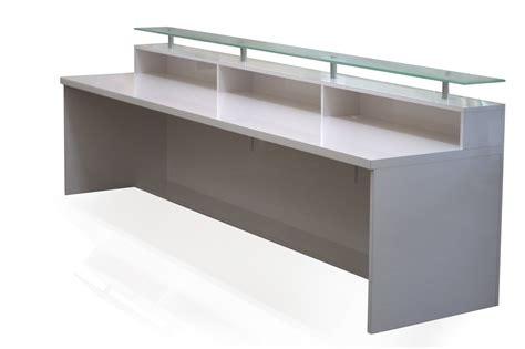 high gloss reception desk high gloss white reception desk