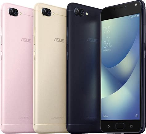 Asus Zenfone 4 Second asus zenfone 4 launches with pro selfie and max models