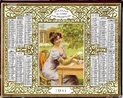 Calendrier Des Postes 2014 Le Calendrier De La Poste Et Histoire