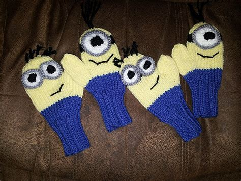 free knitting patterns minions minion inspired knitting patterns in the loop knitting