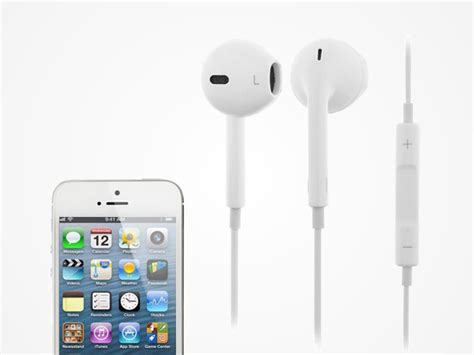 Headphone Iphone 5s ergonomic iphone 5 5s headphones stacksocial
