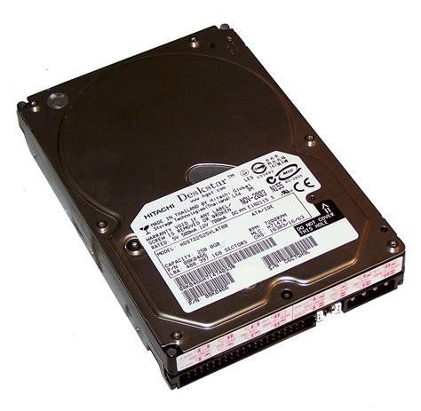 Hardisk Ata 250gb hitachi 08k0466 deskstar 7k250 250gb 7 2k 3 5 quot ide ata disk mlc h41474 ebay