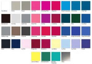 types of color schemes what are winter colors