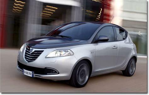 motormobiles die neue generation lancia ypsilon