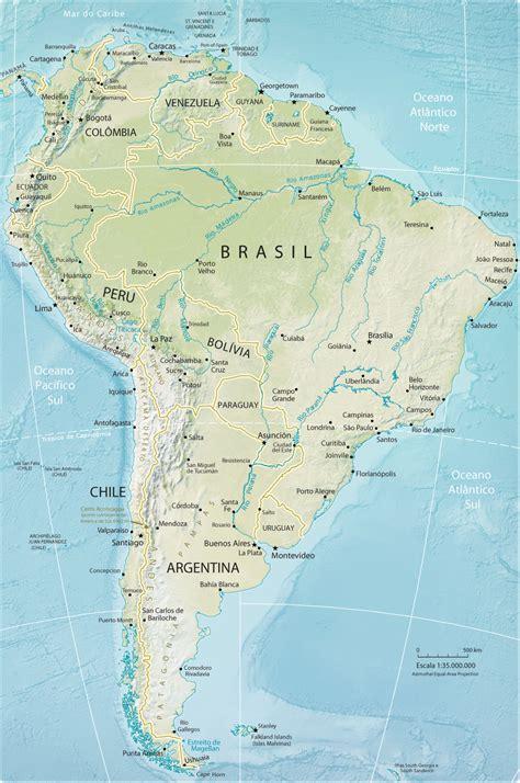 mapa a america do sul gaia por que na costa do chile n 227 o h 225 praias como no brasil