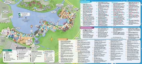 maps of disney world roundtripticket me