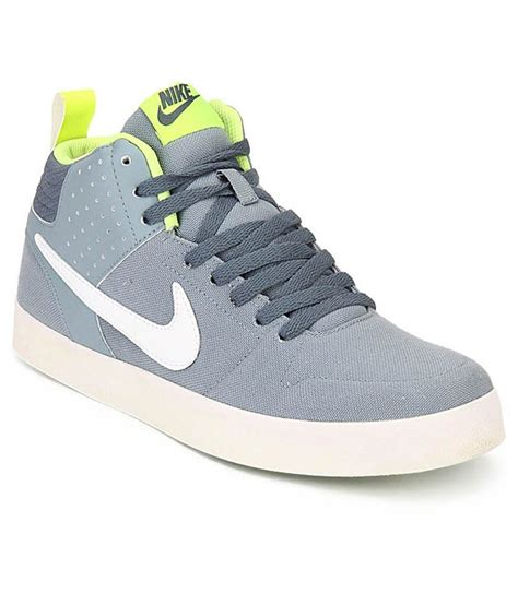 nike gray casual shoes price in india buy nike gray