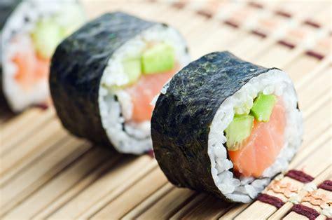 sushi japan resep makanan indonesia